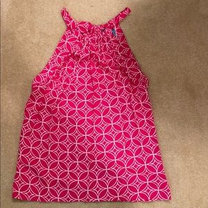 Pink Blouse. Size small.